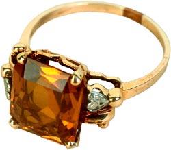 CUTE RINGS Gold-ring
